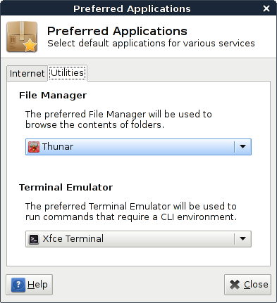 How to use Nautilus as default in XFCE? - Unix & Linux Stack Exchange