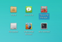 xfce:xfdesktop:launcher_icons.png